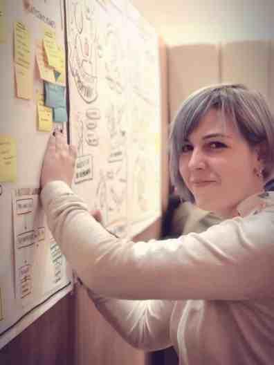 Laura Jiménez Facilitación Gráfica