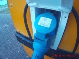 Amerikanischer Bus Stromanschluss