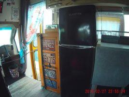 Amerikanischer Kühlschrank Retro Gebraucht : Amerikanischer schulbus umbau erste modifikationen retro camper
