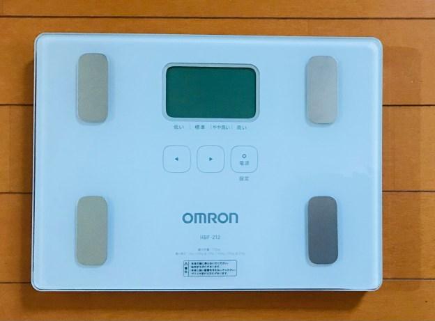 体重計えらびに悩んだ結果、楽天市場のOMRON(オムロン)公式オンラインショップで注文してみた!
