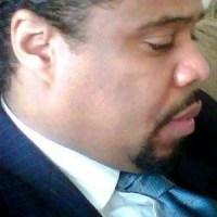 Jerry Calliste Jr at Caliistecomm office 2011