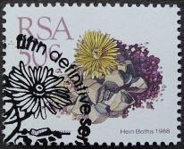 South Africa, Lapidaria margaretae, 1988