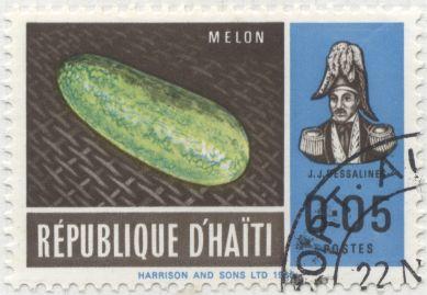 Haiti- Citrullus lanatus, watermelon