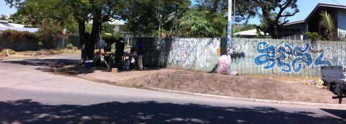 Boroko streetscape