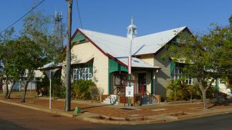 Barcaldine Post Office