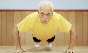 Elderly fitness programs