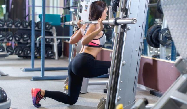 Shape your New Booty-Butt <BR>Why Crunches and Lunges Can Flatten Your Derrière