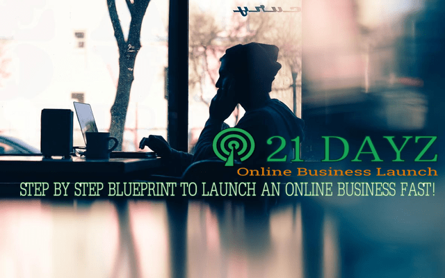 Launch an online business in 21 Dayz