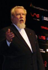 Jerry Fletcher Keynote in Colombia