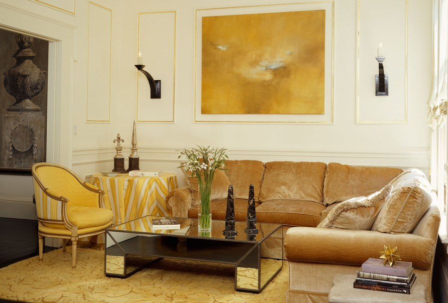 Penthouse apartment Interior Design Pacific heights. Historic Home Interior Design San Francisco
