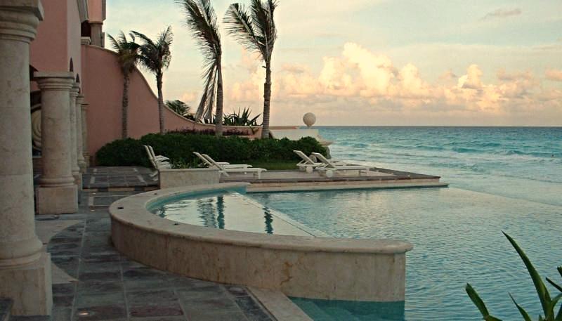 Caribbean Pool Jerry Jacobs