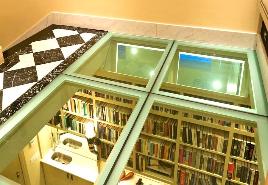 Interior Glass Floor Design San Francisco
