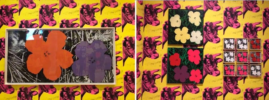 Andy Warhol wallpaper
