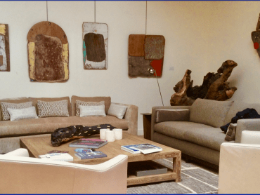 art gallery home interiors