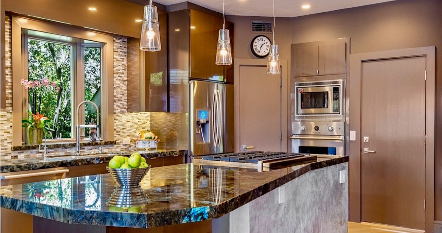 Kitchens and wet bars