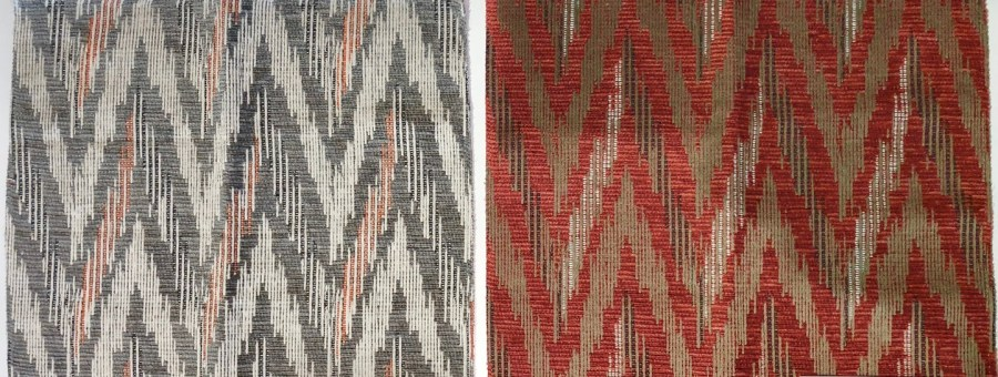 J. Chrurchill Fabric in 2 tones.