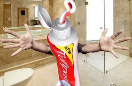 hug toothpaste