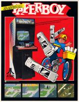Atari Paperboy sell sheet