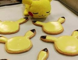 pk1 - [教學] 皮卡丘糖霜餅乾 DIY:動手做一個專屬模具