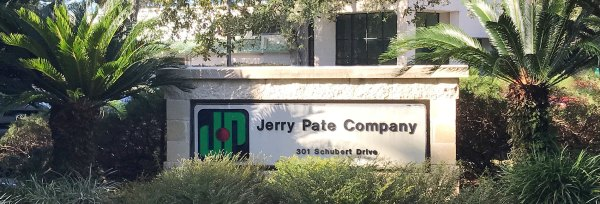 Contact Us - Jerry Pate Company