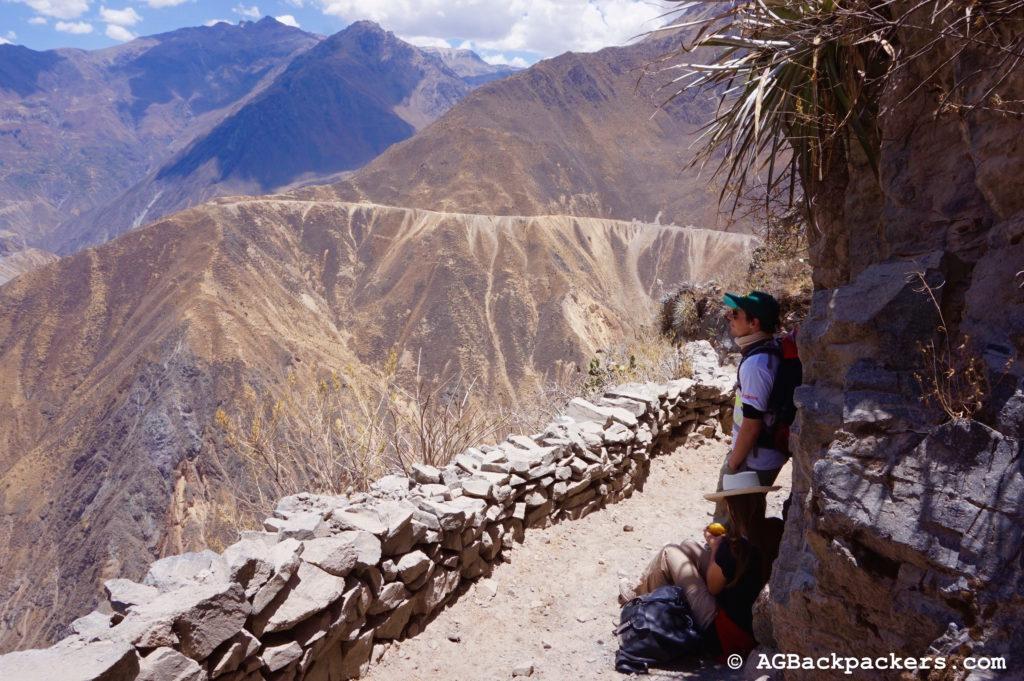 Trek Canyon Colca Perou