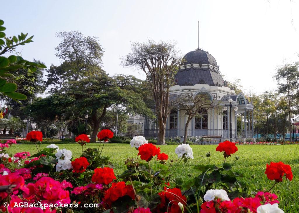 parc expositions Lima