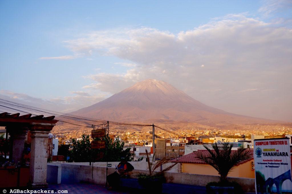 Arequipa Perou