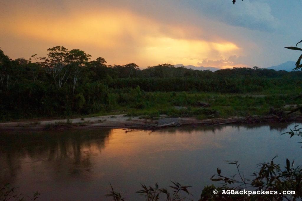 Madidi Jungle Lodge Amazonie Bolivie