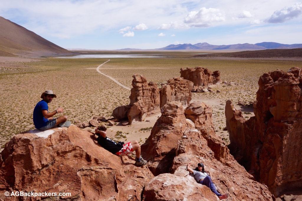 Sud Lipez Uyuni Bolivie