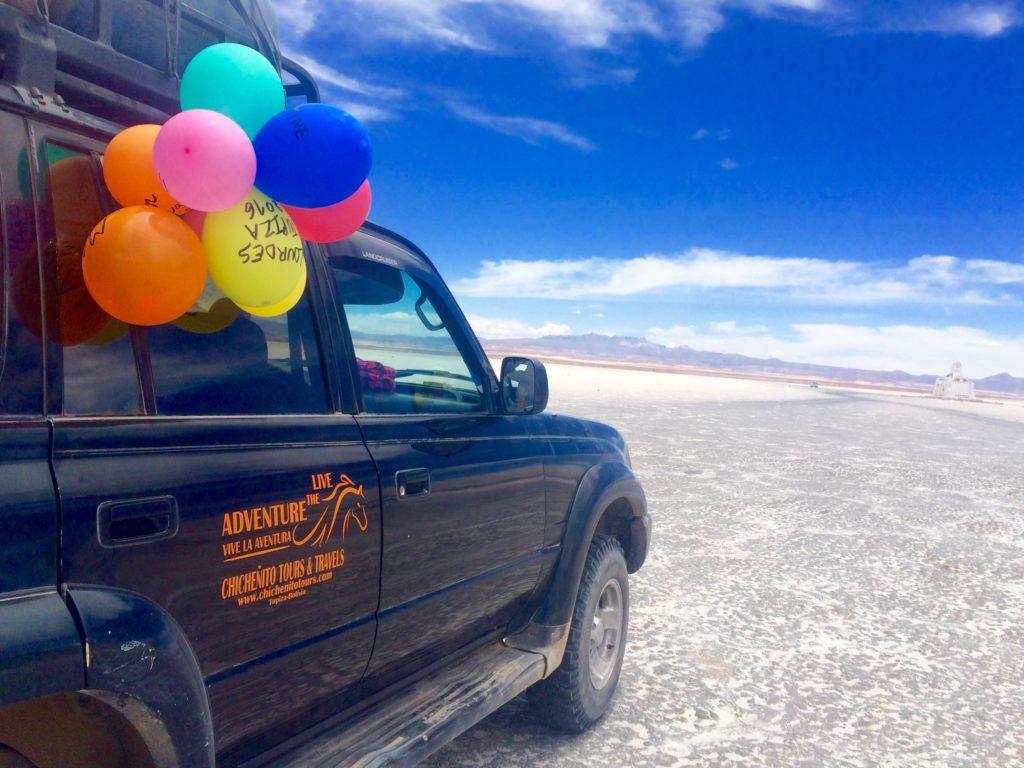 Circuit Uyuni Bolivie