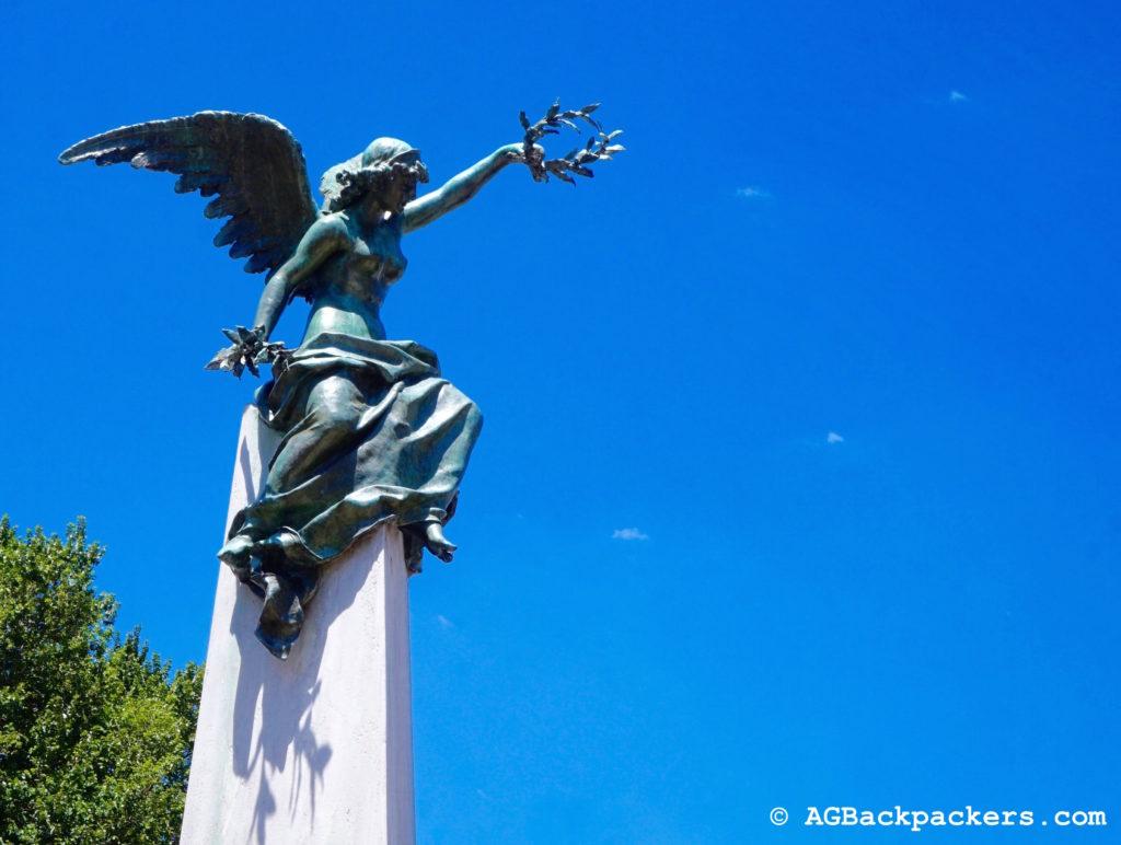 Buenos Aires (F)Eglise d'El Cementerio de la Recoleta