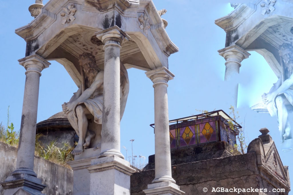 Cimenterio de la Recolletta Buenos Aires