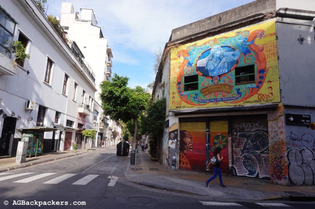 Quartier San Telmo Buenos Aires
