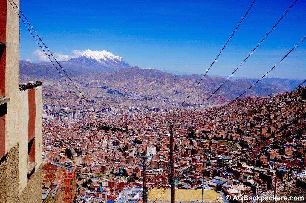 Best cities -La Paz Bolivie