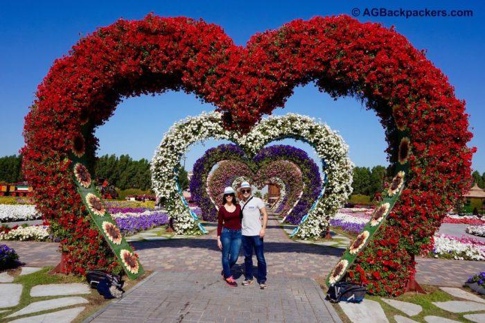 Dubai Express - Miracle Garden