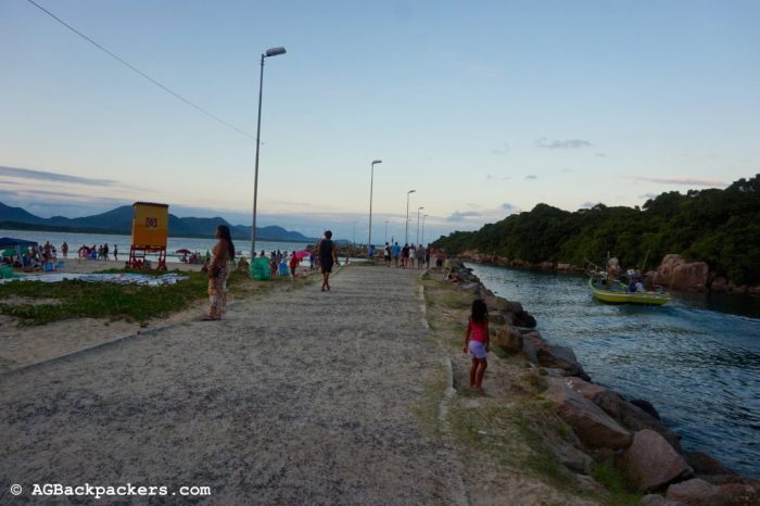 Barra do Lagoa Florianopolis