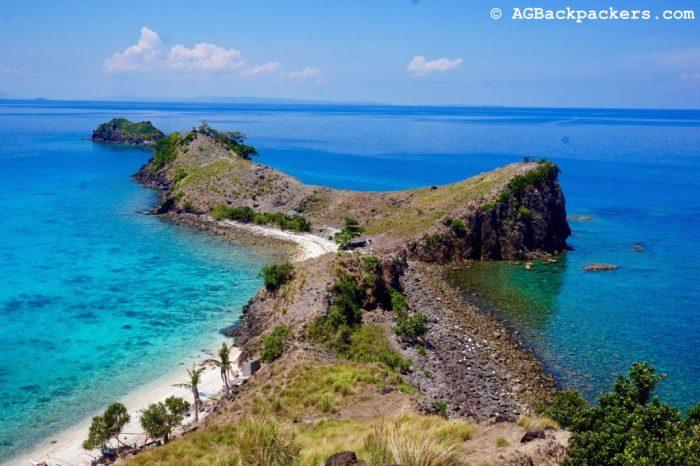 Sambauan Island au large de Malapascua