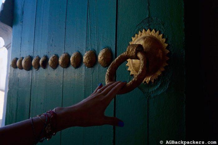 I Have a thing with doors - Médina D'Asilah