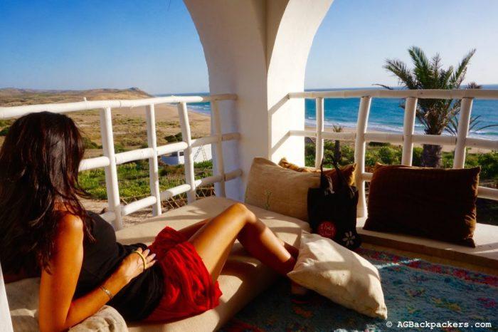 Moment de détente et de relaxation - Balcony Goals