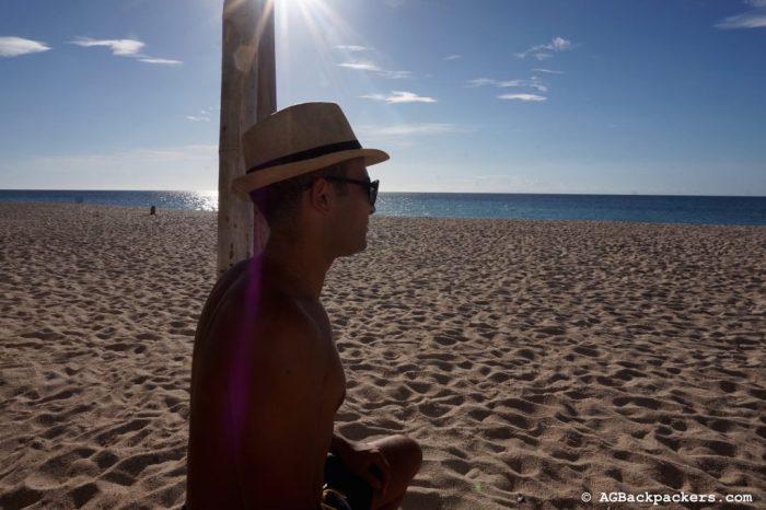 Puka Beach, Boracay, Philippines