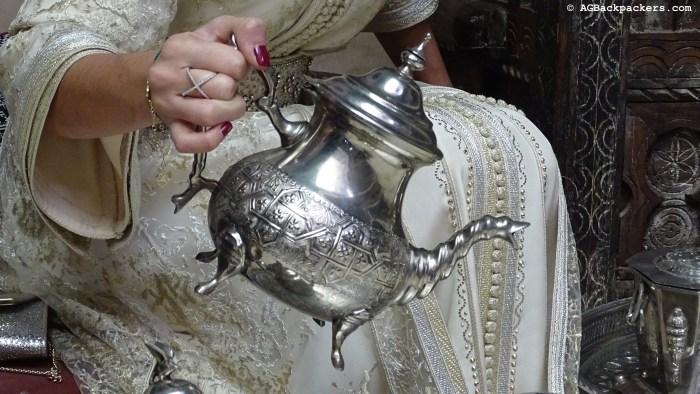 Tea Time - Riad Yacout Meknès