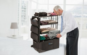 Valise à rangement révolutionnaire - Shelfpack