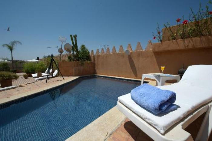 Pool Time - Riad Yacout Meknès