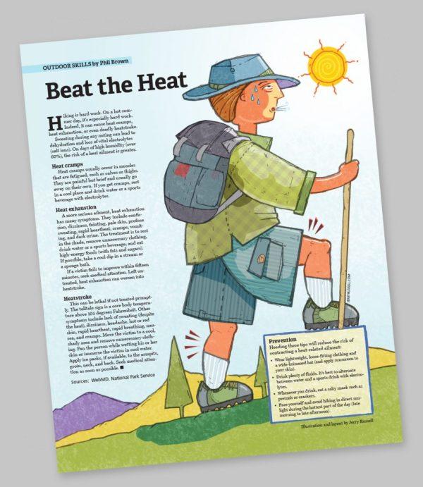 Skills Page: Heat Stroke