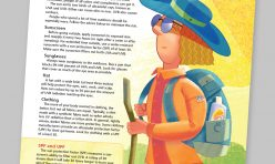 Outdoor Skills Pages