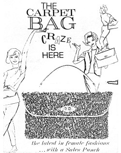 Old Ad for JT Carpetbag!