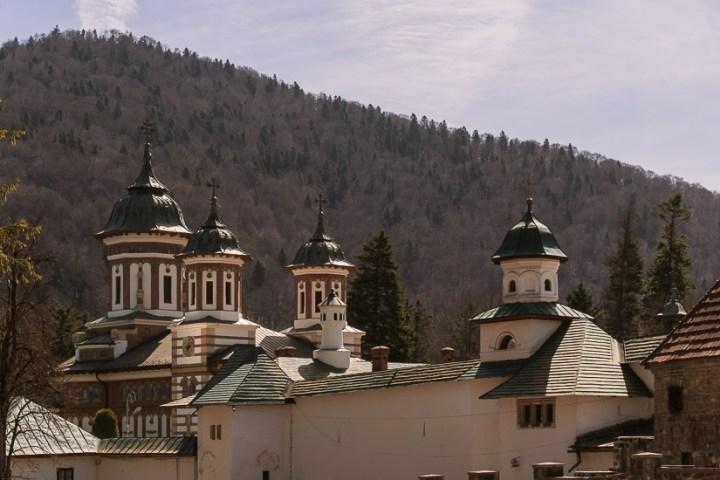Monasterio de Sinaia, Rumania