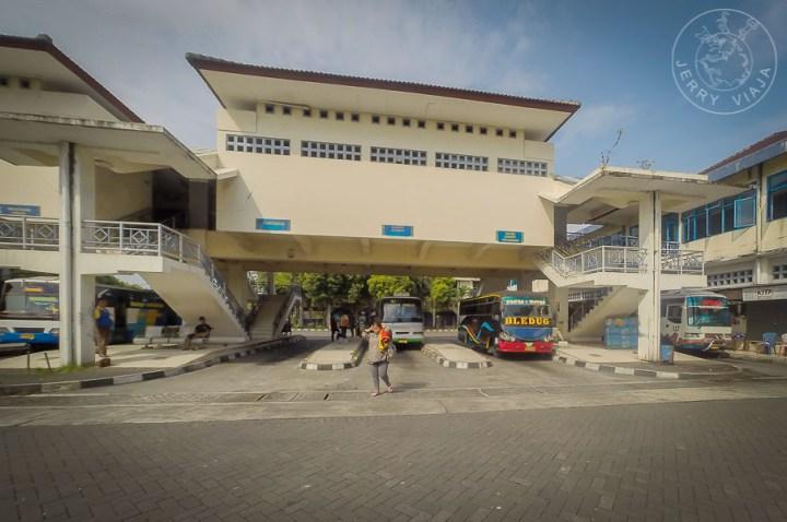 Terminal de autobus Jombor, Yogyakarta, Indonesia