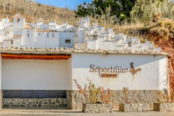 Soportújar, pueblos de Granada, alpujarra granadina, españa