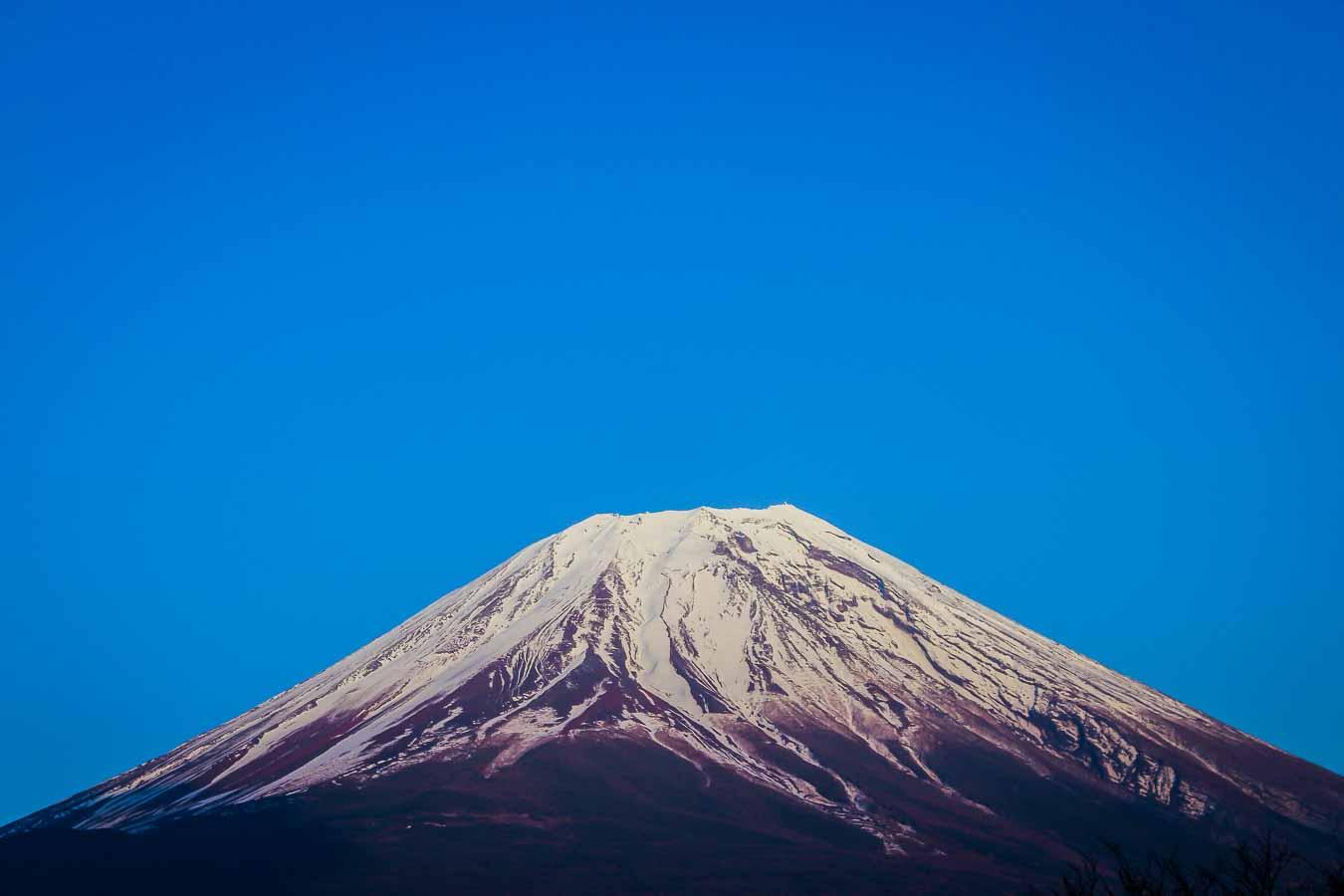 guia que ver en el Monte Fuji, Japon